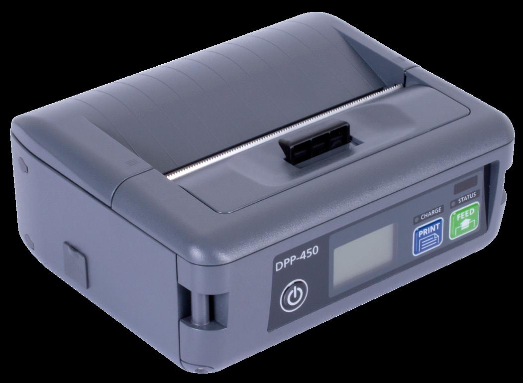 Datecs DPP-450